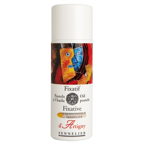 Fixatif D'Artigny De Sennelier Spray 400 Ml