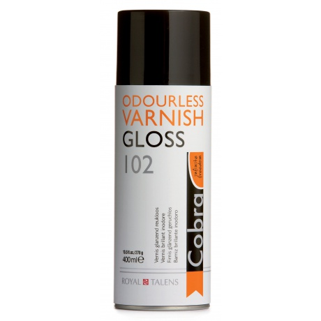 Spray Vernis Cobra Finition Brillante 400ml